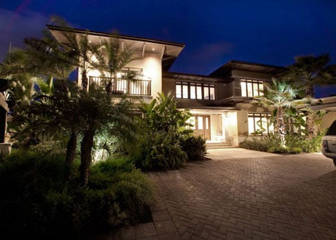 Bahia Beach House I Entry View