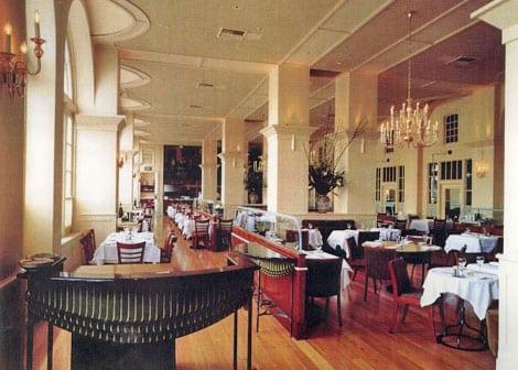 Il Frescati III Dining Room
