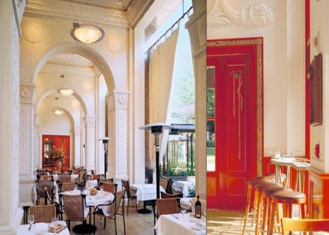 IlFrescati IV Dining Room