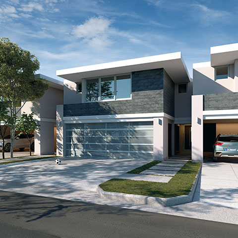 Riviera Master Planned Community - Townhouse 1 Fachada